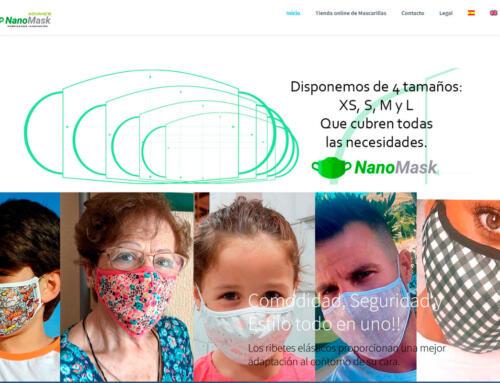 Nanomaskweb.com