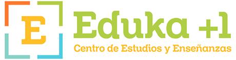 Logotipo para una academia de estudios: Eduka +1